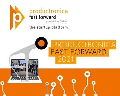 productronica Fast Forward 2021 – powered by Elektor