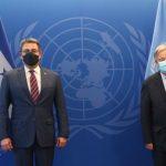 Presidente de Honduras propone ante la ONU reformar el sistema de la OMS