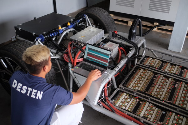 DESTEN Unveils the World's First EV Ultra-Fast Charging Technology for Indonesian Market